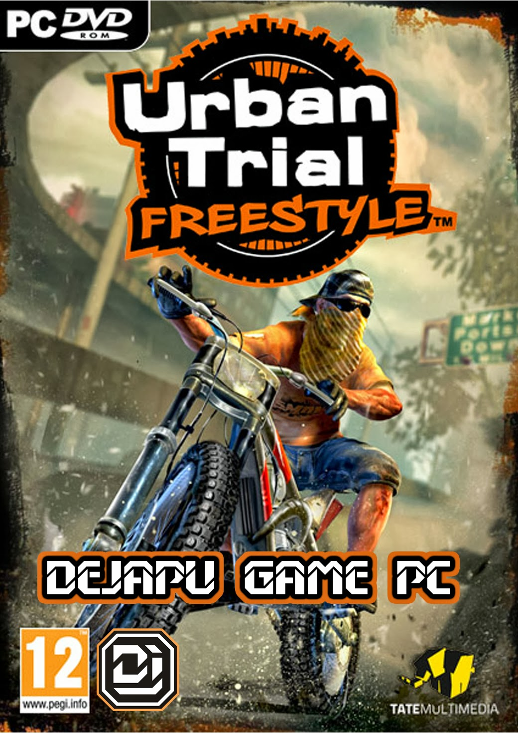 Download Free Game PC Urban Trial Freestyle RIP Single Link